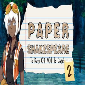 Paper Shakespeare To Date Or Not To Date Key kaufen Preisvergleich