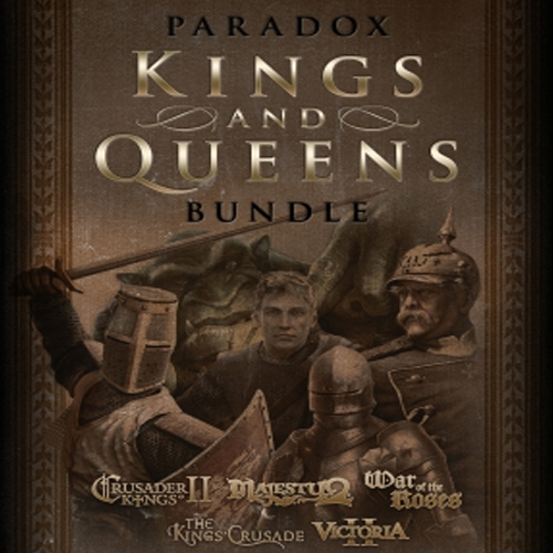 Paradox Kings and Queens Bundle Key Kaufen Preisvergleich
