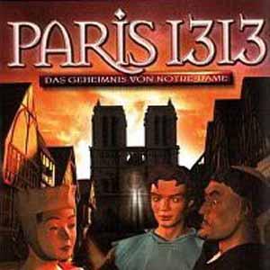 Paris 1313 The Mystery of NotreDame Cathedral Key Kaufen Preisvergleich