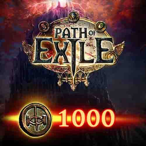 Path Of Exile 1000 Punkte Gamecard Code Kaufen Preisvergleich