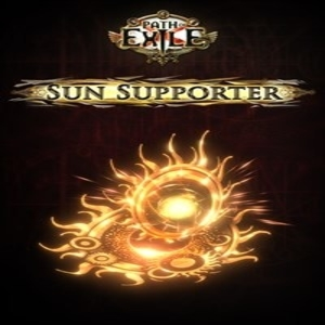 Path of Exile Sun Supporter Pack