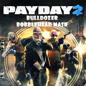 PAYDAY 2 Bulldozer Bobblehead Mask Key Kaufen Preisvergleich