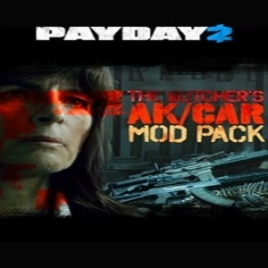 PAYDAY 2 CRIMEWAVE EDITION Butcher's Mod Pack