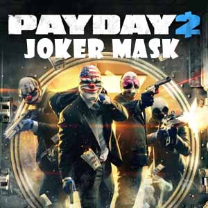 PAYDAY 2 E3 Joker Mask