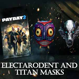 PAYDAY 2 Electarodent and Titan Masks Key Kaufen Preisvergleich