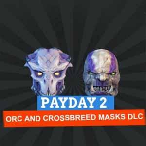 Payday 2 Orc and Crossbreed Masks Key Kaufen Preisvergleich