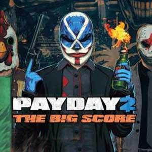 Payday 2 The Big Score PS4 Code Kaufen Preisvergleich