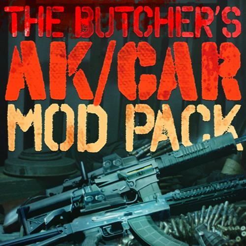 PAYDAY 2 The Butchers AK/CAR Mod Pack Key Kaufen Preisvergleich