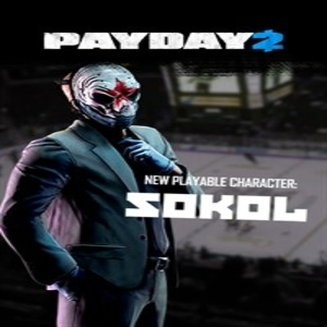 PAYDAY 2 The Sokol Character Pack