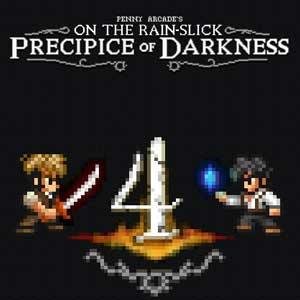 Penny Arcades On the Rain-Slick Precipice of Darkness 4