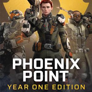 Phoenix Point Year One Edition Key kaufen Preisvergleich