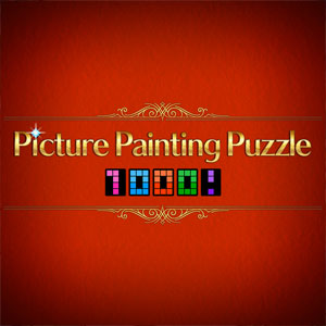 Picture Painting Puzzle 1000