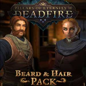 Pillars of Eternity 2 Deadfire Beard and Hair Pack