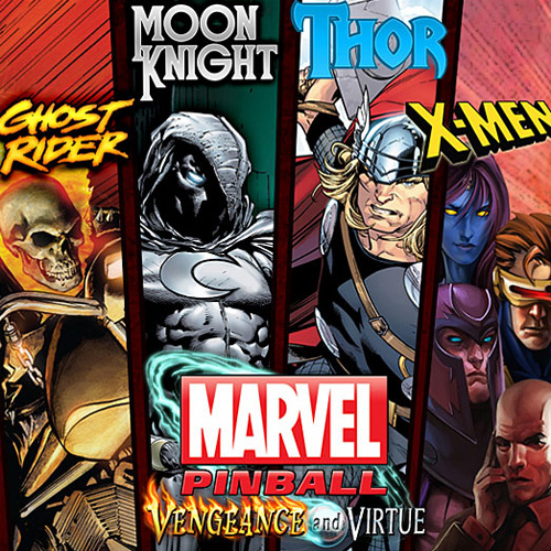 Pinball FX2 Marvel Pinball Vengeance and Virtue Pack Key Kaufen Preisvergleich