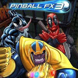 Pinball FX3 Marvel Pinball Season 2 Bundle