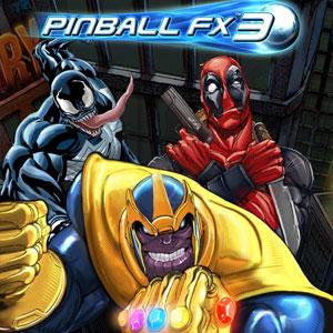 Pinball FX3 Marvel Pinball Season 2 Bundle
