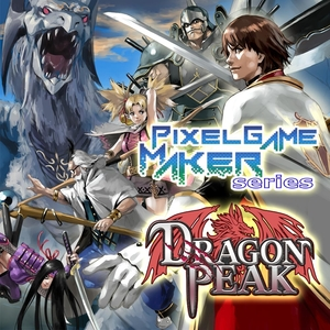 Pixel Game Maker Series DRAGON PEAK