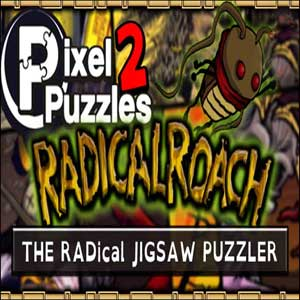 Pixel Puzzles 2 RADical ROACH