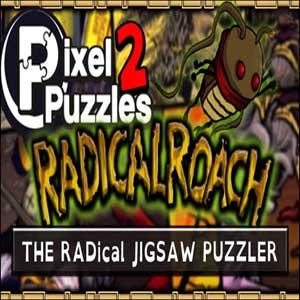 Pixel Puzzles 2 RADical ROACH Key Kaufen Preisvergleich