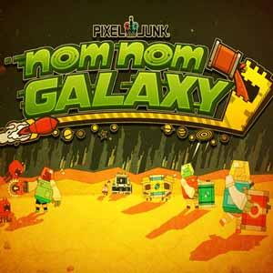 PixelJunk Nom Nom Galaxy Key Kaufen Preisvergleich