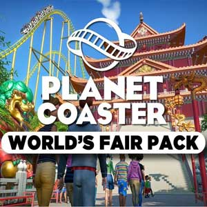 Planet Coaster World's Fair Pack