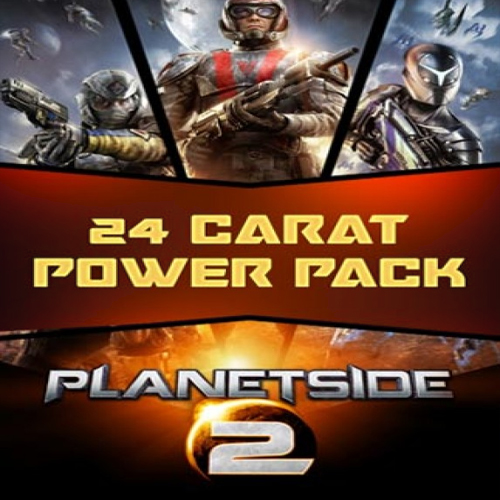 Planetside 2 - 24 Carat Power Pack Key Kaufen Preisvergleich