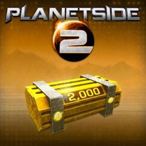 Kaufe PlanetSide 2 Battle Cash PS4 Preisvergleich