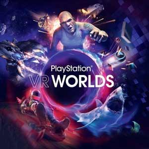 Playstation VR Worlds PS4 Code Kaufen Preisvergleich