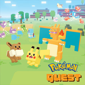 Pokémon Quest Sharing Stone
