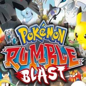 Pokemon Rumble Blast Nintendo 3DS Download Code im Preisvergleich kaufen