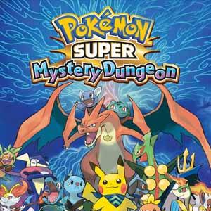 Pokemon Super Mystery Dungeon