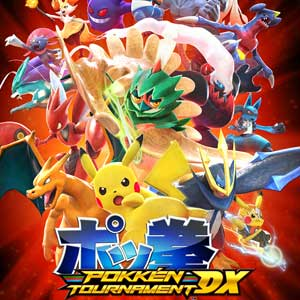 Pokken Tournament DX Battle Pack
