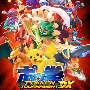 Kaufe Pokken Tournament DX Battle Pack Nintendo Switch Preisvergleich