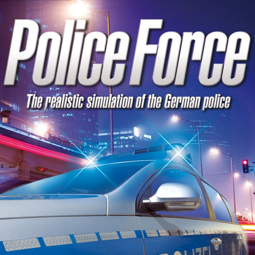 Police Force The Realistic Simulation Of The German Police