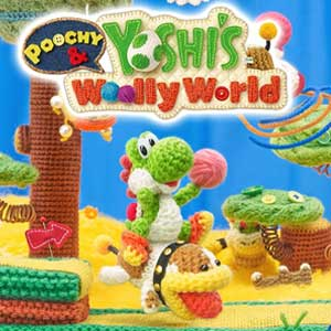 Poochy and Yoshis Woolly World 3DS Download Code im Preisvergleich kaufen