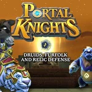 Kaufe Portal Knights Druids Furfolk and Relic Defense Xbox One Preisvergleich