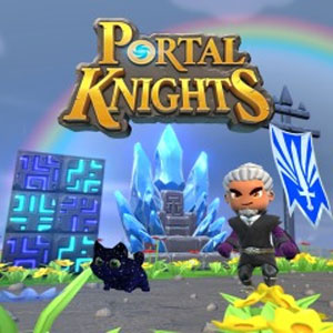 Portal Knights Sapphire Throne Pack