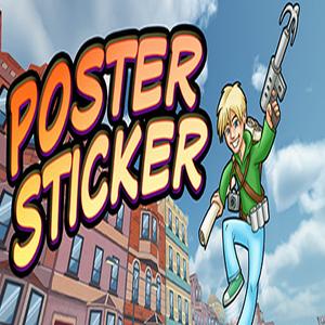 Poster Sticker
