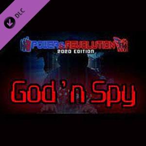 Power & Revolution 2021 Edition God'n Spy Add-on