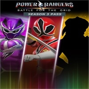 Power Rangers Battle for the Grid Season Three Pass