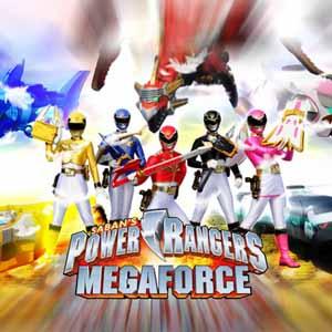 Power Rangers Megaforce Nintendo 3DS Download Code im Preisvergleich kaufen