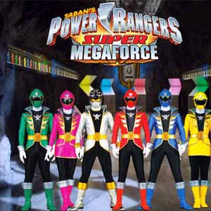Power Rangers Super Mega Force