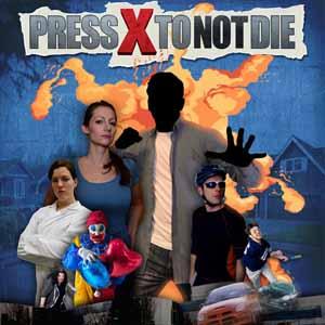Press X to Not Die Key Kaufen Preisvergleich