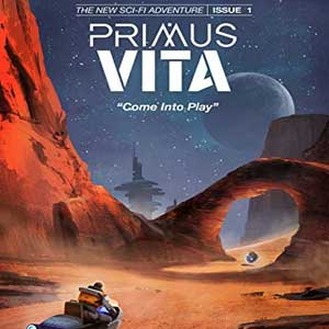 Primus Vita Come into Play Comic #1