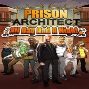 Prison Architect All Day And A Night DLC