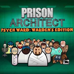 Prison Architect Psych Ward Warden's Edition