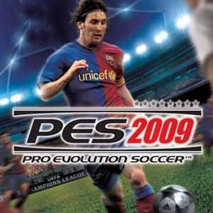 Pro Evolution Soccer 2009 PS3 Code Kaufen Preisvergleich