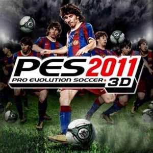 Pro Evolution Soccer 2011 3D Nintendo 3DS Download Code im Preisvergleich kaufen