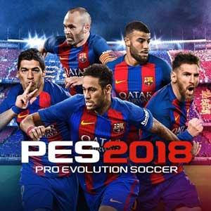 Kaufe Pro Evolution Soccer 2018 Xbox One Preisvergleich