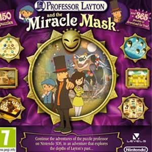 Professor Layton and the Miracle Mask Nintendo 3DS Download Code im Preisvergleich kaufen